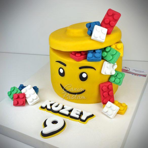 Lego Cake Lego Figure Cake Lego Box Cake