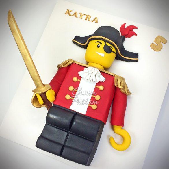 Lego Cake Lego Figure Cake